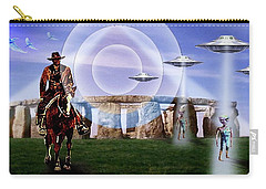 Once Upon A Time . . .  Carry-all Pouch