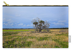 Open Fields Carry-all Pouch