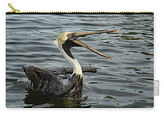 Carry-all Pouch featuring the photograph Open Wide by Jean Noren