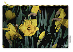 Camelot Daffodils Carry-all Pouch