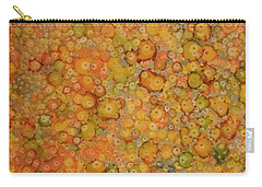 Orange Craze Carry-all Pouch