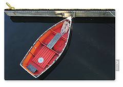 Orange Dinghy Carry-all Pouch