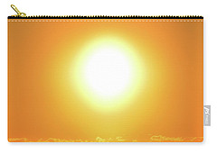 Carry-all Pouch featuring the photograph Orb  by Lyle Crump