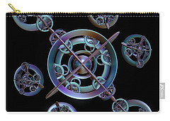 Orbital Bliss Carry-all Pouch by Sara Raber