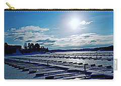 Oslo Fjords In Norway.  Carry-all Pouch