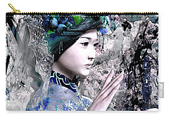 Our Lady Of China 7 Carry-all Pouch