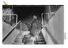 Carry-all Pouch featuring the photograph Out Of Phase by Andy Lawless
