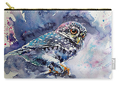 Owl At Night Carry-all Pouch