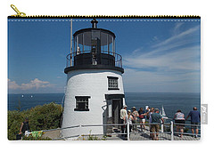 Owls Head Light Carry-all Pouch