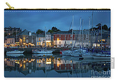 Carry-all Pouch featuring the photograph Padstow Evening by Brian Jannsen