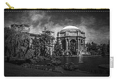 Carry-all Pouch featuring the photograph Palace Of Fine Arts by Ryan Photography
