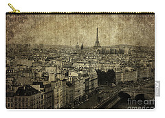 Paris Carry-all Pouch by Diane Diederich