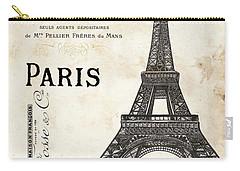 Paris Ooh La La 1 Carry-all Pouch