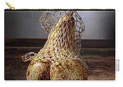 Pear Carry-all Pouch by Nailia Schwarz