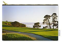 Pebble Beach Golf Course, Pebble Beach Carry-all Pouch
