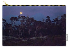 Pebble Beach Moonrise Carry-all Pouch