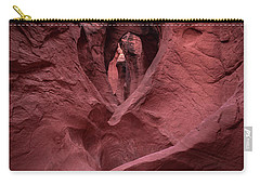Carry-all Pouch featuring the photograph Peekaboo by Edgars Erglis