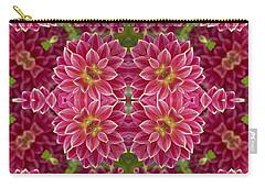 Perennial Garden Art Carry-all Pouch