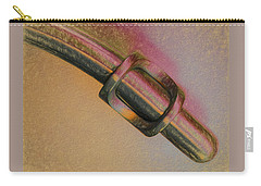 Carry-all Pouch featuring the photograph Perfect Fit by Paul Wear