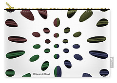 Petals N Dots P2 Carry-all Pouch