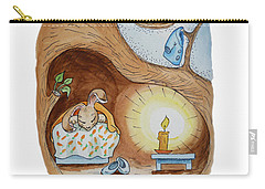 Peter Rabbit And His Dream Carry-all Pouch