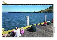Pilot Bay 1 - Mount Maunganui Tauranga New Zealand Carry-all Pouch