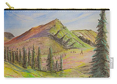 Pines On The Hills Carry-all Pouch