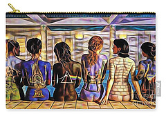 Pink Floyd Collection Carry-all Pouch