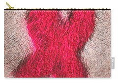 Carry-all Pouch featuring the photograph Pink by Richard Bryce and Family