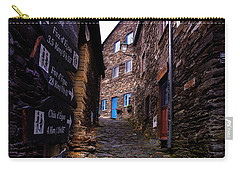 Piodao - Portugal Carry-all Pouch by Edgar Laureano