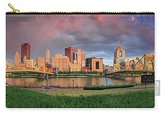 Pittsburgh 2 Carry-all Pouch