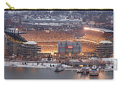 Pittsburgh 4 Carry-all Pouch by Emmanuel Panagiotakis