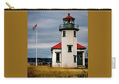 Point Robinson  Lighthouse,vashon Island.wa Carry-all Pouch