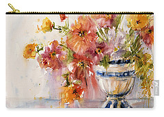 Poppies Carry-all Pouch by Judith Levins