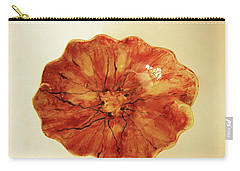 Poppy Carry-all Pouch by Itzhak Richter