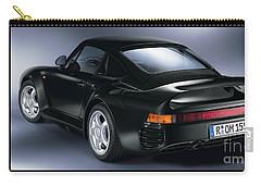 The Porsche 959 Carry-all Pouch by Jon Neidert
