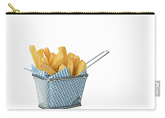 Portion Of Chips Carry-all Pouch