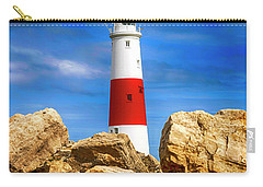 Portland Lighthouse, Uk Carry-all Pouch