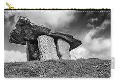 Poulnabrone Dolmen Carry-all Pouch by Martina Fagan
