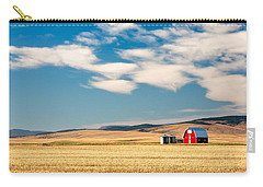 Prairie Red Carry-all Pouch