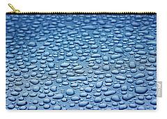 Precipitation 4 Carry-all Pouch
