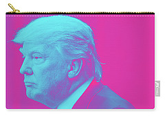 President Donald Trump Carry-all Pouch