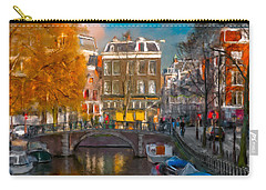 Prinsengracht 807. Amsterdam Carry-all Pouch
