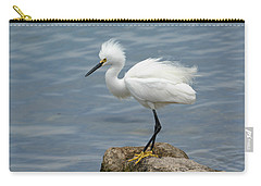 Private Island Carry-all Pouch by Fraida Gutovich