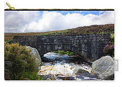 Ps I Love You Bridge In Ireland Carry-all Pouch