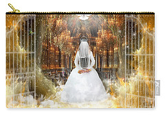 Pure Bride Carry-all Pouch