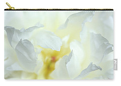 Pure Peony Carry-all Pouch
