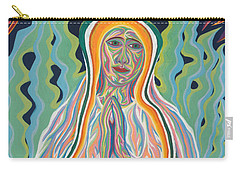 Queen Of Heaven Carry-all Pouch