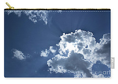 Carry-all Pouch featuring the photograph Radiance by Megan Dirsa-DuBois