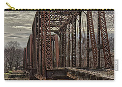 Rail Bridge Carry-all Pouch